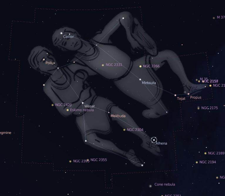 Costellazione gemelli cancro universo segreto - Scorpione e gemelli a letto ...