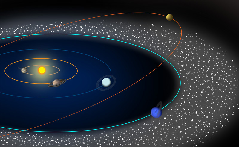 Trans-Neptunian Space: Pushing the Boundaries of the Solar ...
