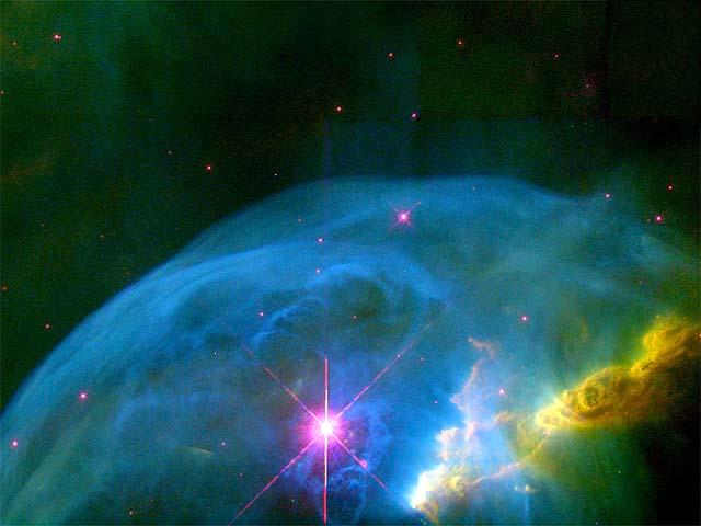 Nebulosa Bolle NGC 7635