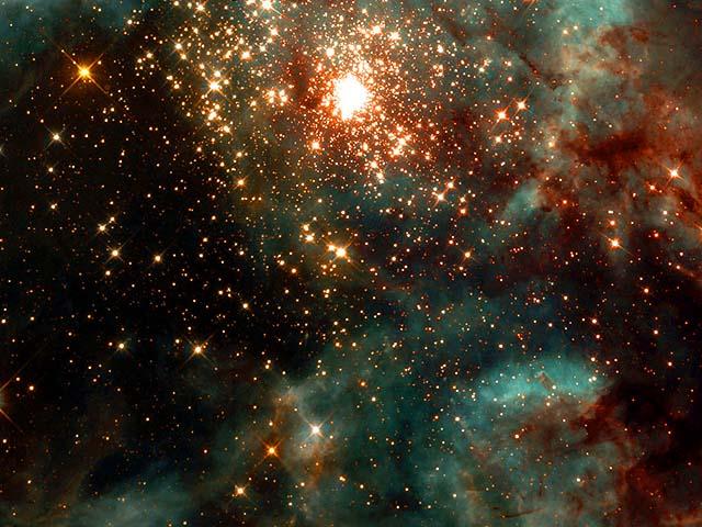Nebulosa Doradus 30