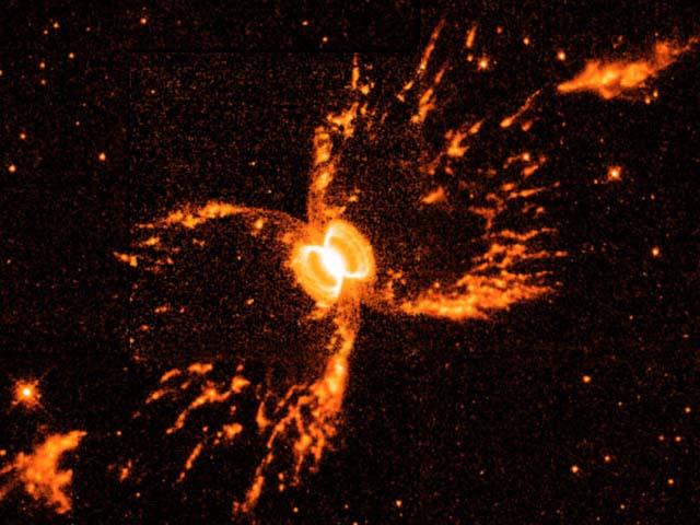 Nebulosa Granchio del Sud HE2 104