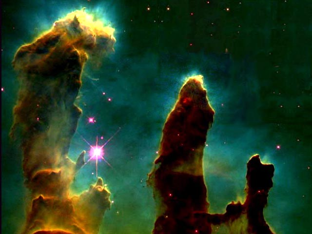 Nebulosa M16