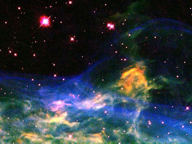 Nebulosa Mezza Luna NGC 6888