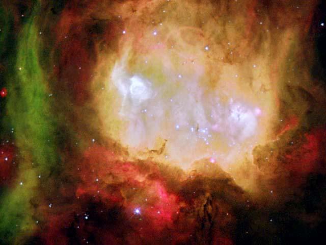 Nebulosa NGC 2080