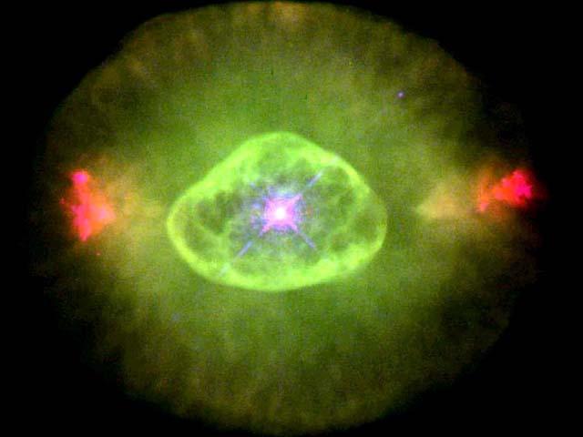 Nebulosa NGC 6826
