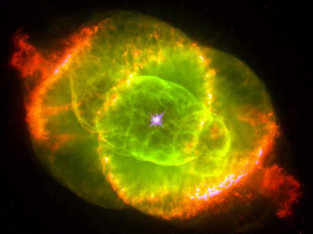 Nebulosa Occhi di Gatto