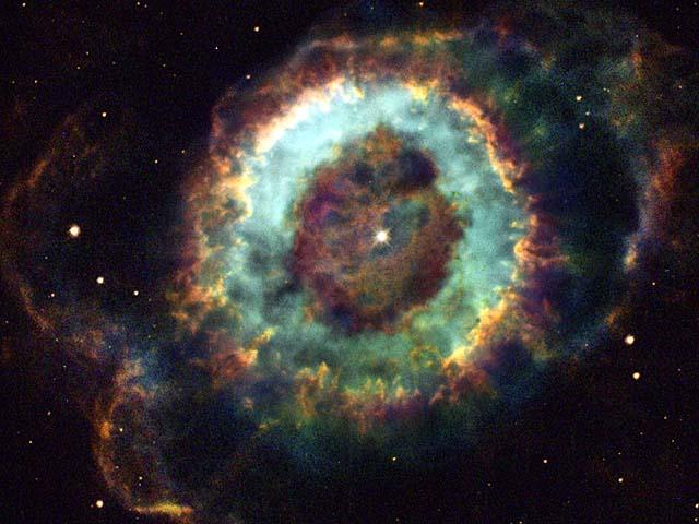Nebulosa Piccolo Fantasma NGC 6369