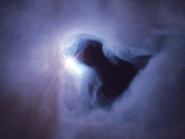 Nebulosa Riflessione NGC 1999